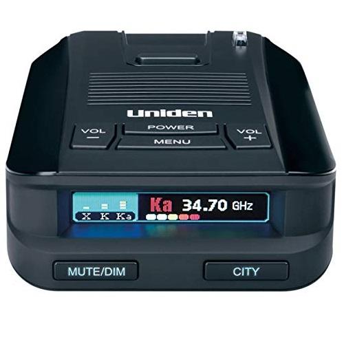 补货!史低价!Uniden DFR8 超长测距 雷达探测器/电子狗