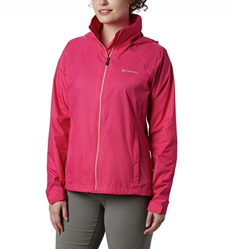 Columbia Women's Switchback Iii Jacket, Waterproof & Breathable, Packable