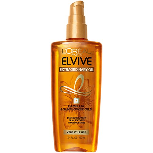 L'Oréal Paris Elvive Extraordinary Oil Deep Nourishing Treatment, 3.4 fl. oz.