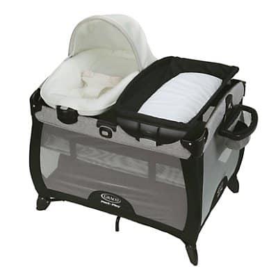 Graco Baby 40% Off + 15% Off:  Pack 'n Play Newborn Seat DLX Playard