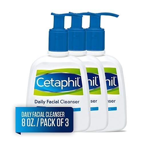 Cetaphil 深层净化洁面乳,性质温和不含油脂或碱