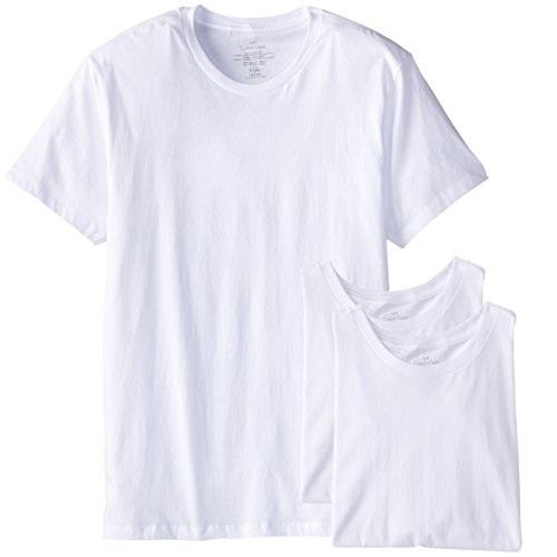 Calvin Klein Men's Cotton Classics Multipack Crew Neck T-Shirts