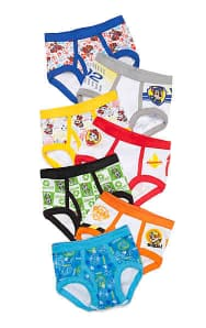 5-Pk Boys' Character Underwear $7.20, 7-Pk Toddler Boys' & Girls' Underwear