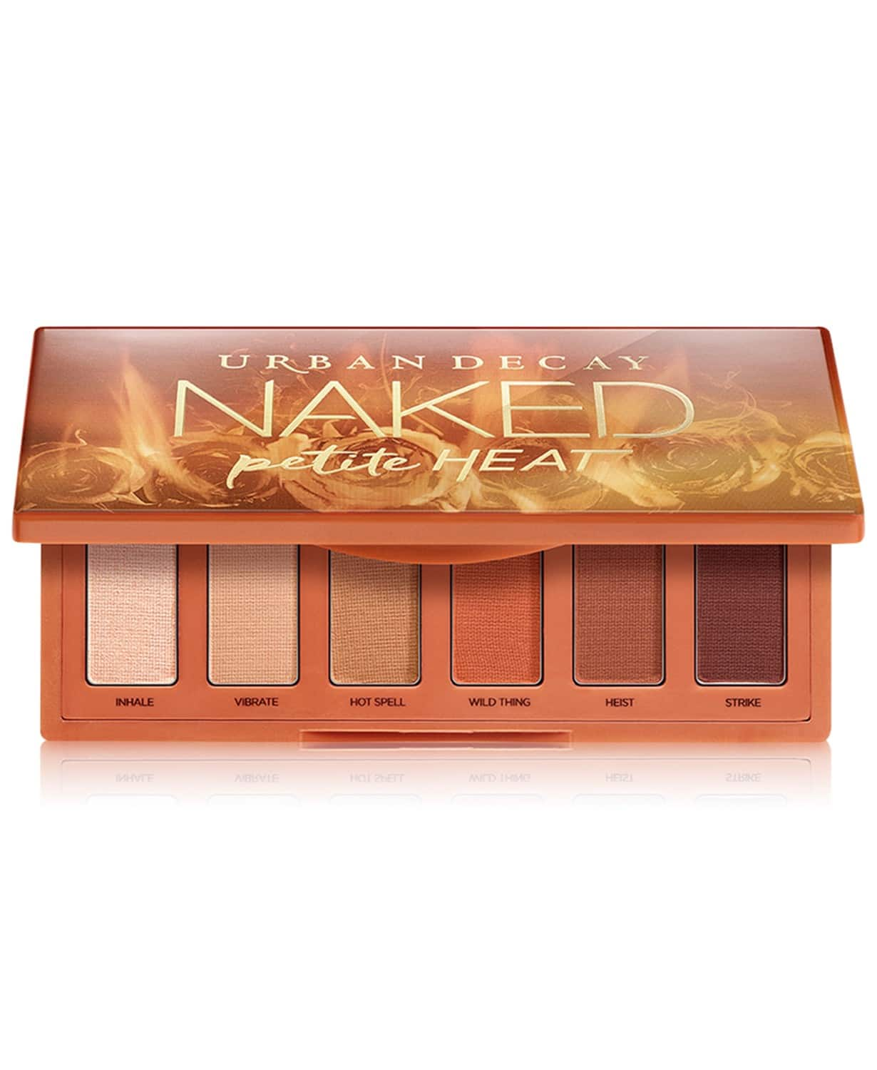 Urban Decay Beauty Sale: Naked Petite Heat Eyeshadow Palette