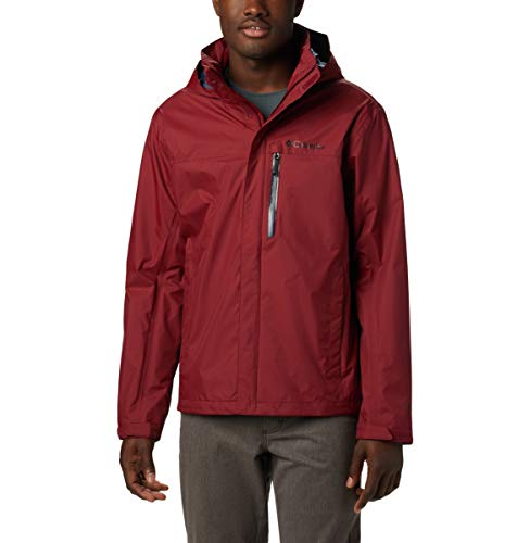 Columbia Men's Pouration Waterproof Jacket