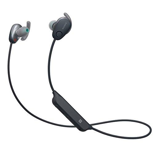史低价!Sony索尼 SP600N 无线降噪耳机