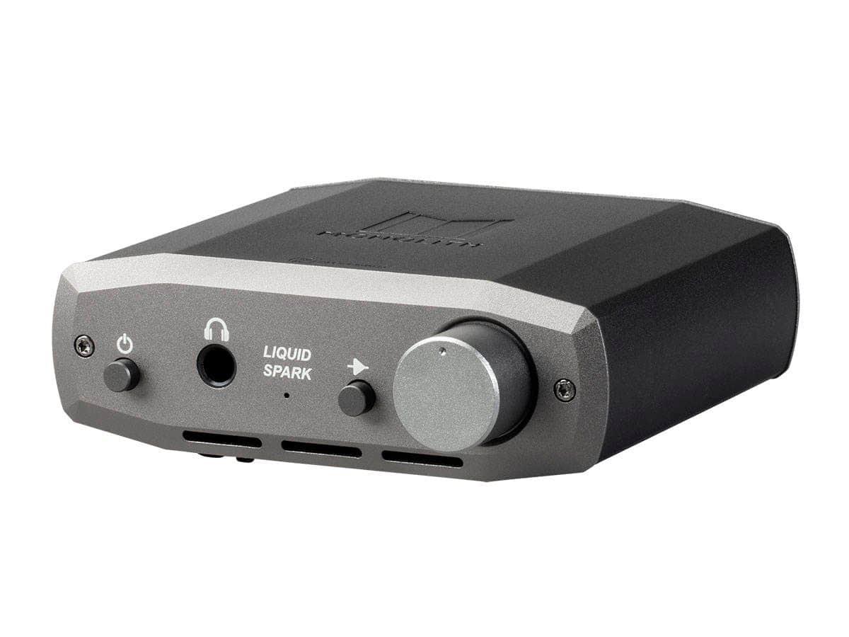 Monolith Liquid Headphone Amplifiers: Platinum $500, Spark