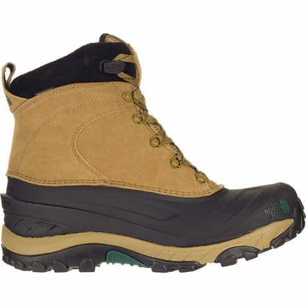 The North Face Women's Shellista II Roll-Down Boots $50, Men's Chilkat III Boots
