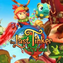Twitch Prime: The Last Tinker: City of Colors (PC Digital Download)