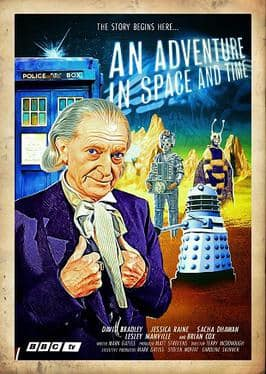 Doctor Who: An Adventure in Space & Time (Digital HD TV Movie)