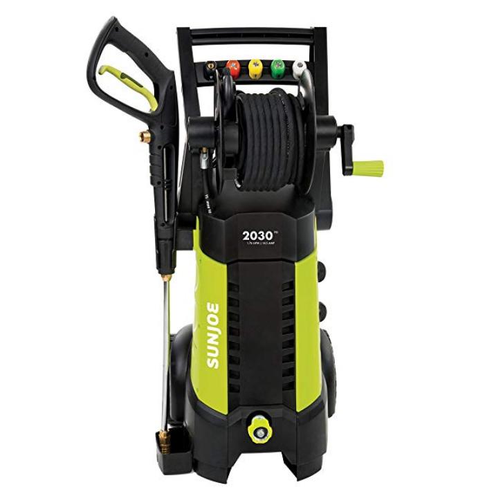 Sun Joe SPX3001 2030 PSI 1.76 GPM 电动高压清洗机