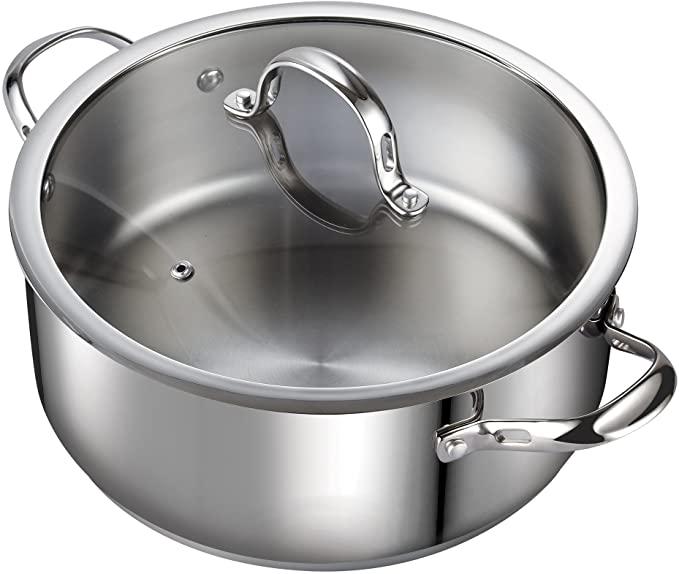 Cooks Standard 不锈钢煮锅