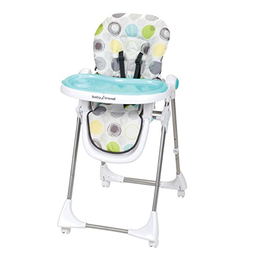 史低价!Baby Trend Aspen  儿童高脚餐椅