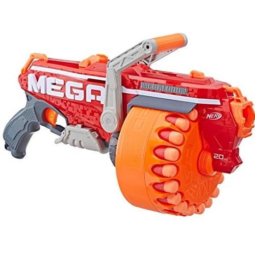 史低价!Nerf N-Strike 转盘 玩具枪