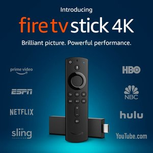 新款Amazon Fire TV 4K 电视棒