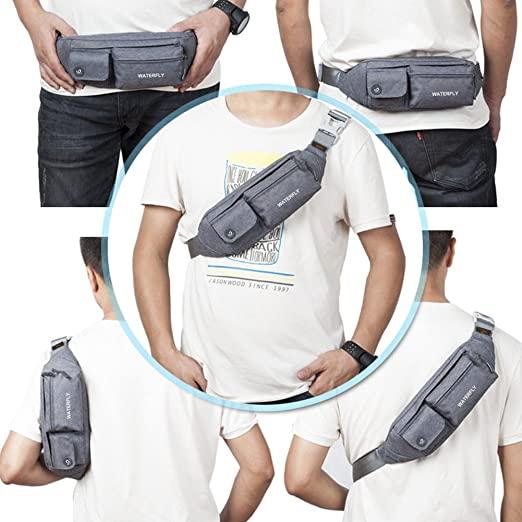 防水旅游、运动用腰包!
