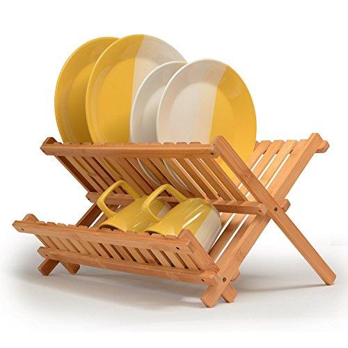 今日特价! 手工制作竹子晾碗架!
