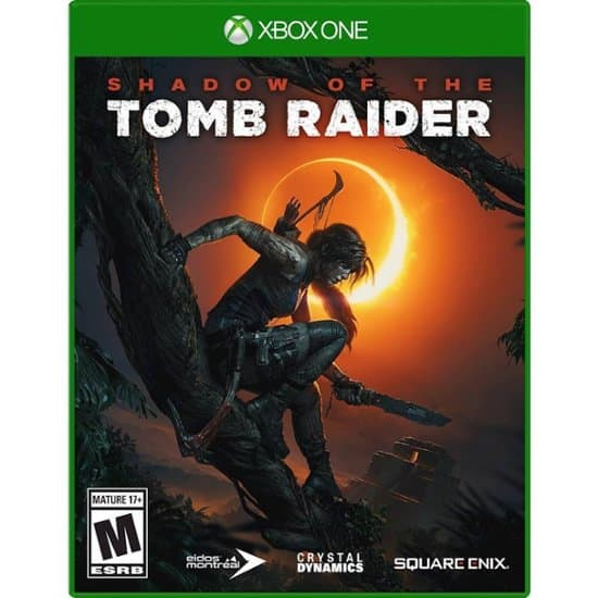 Video Games: Shadow of the Tomb Raider Stand Ed. (XB1), Far Cry 4 (PS4)