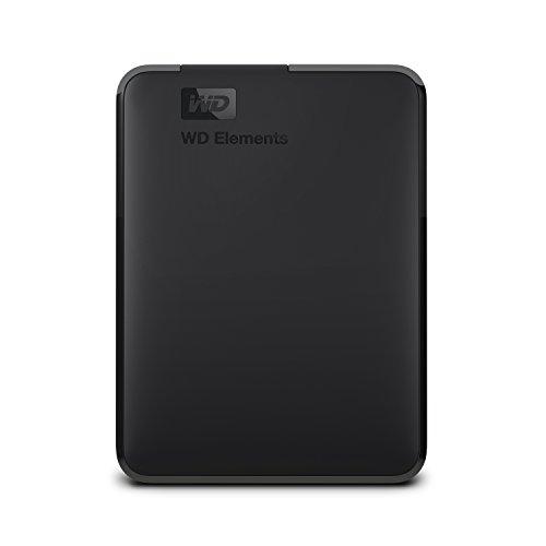 WD西数 5TB USB 3.0 便携式移动硬盘