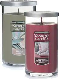 12oz Yankee Medium Jar Candle (Various Scents)