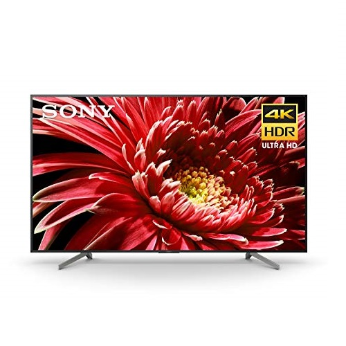 史低价!SONY索 XBR-X850G 4K HDR LED 智能电视机,85吋