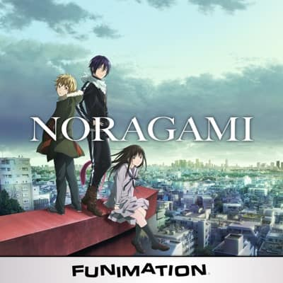 Digital HD Anime Series: Noragami: Season 1 or Noragami Aragoto: Season 2