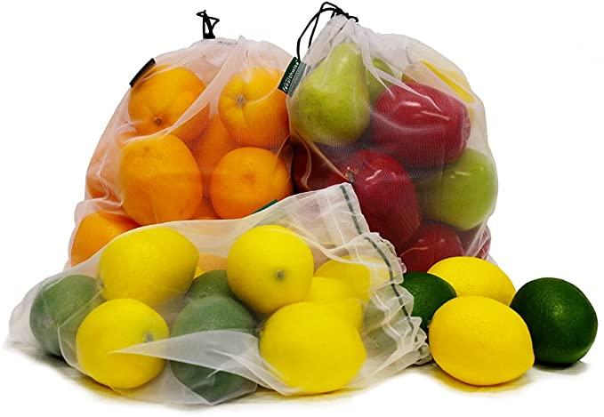 5颗星评价可机洗蔬果包装!环保又省钱!