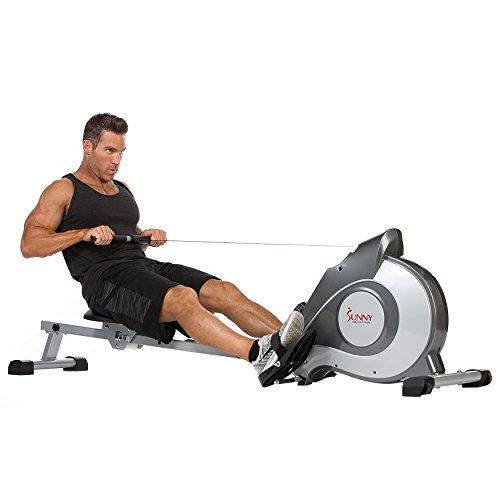 Sunny Health & Fitness SF-RW5515 家用磁阻划船机/划艇机