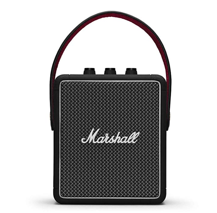Marshall Stockwell II 便携式蓝牙音箱