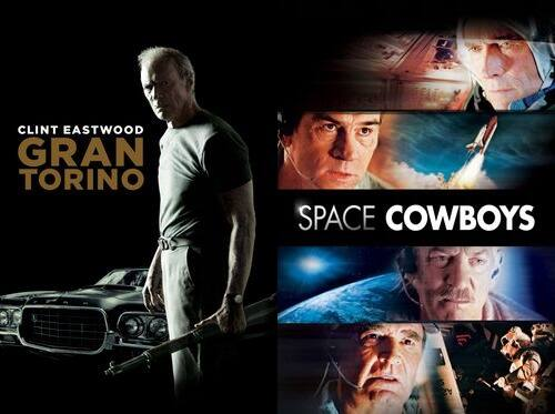 Clint Eastwood Films (Digital HDX): Gran Turino, Mystic River, Space Cowboys