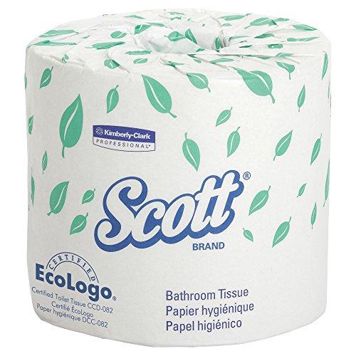 Scott 2层 超大卷卫生纸,80卷