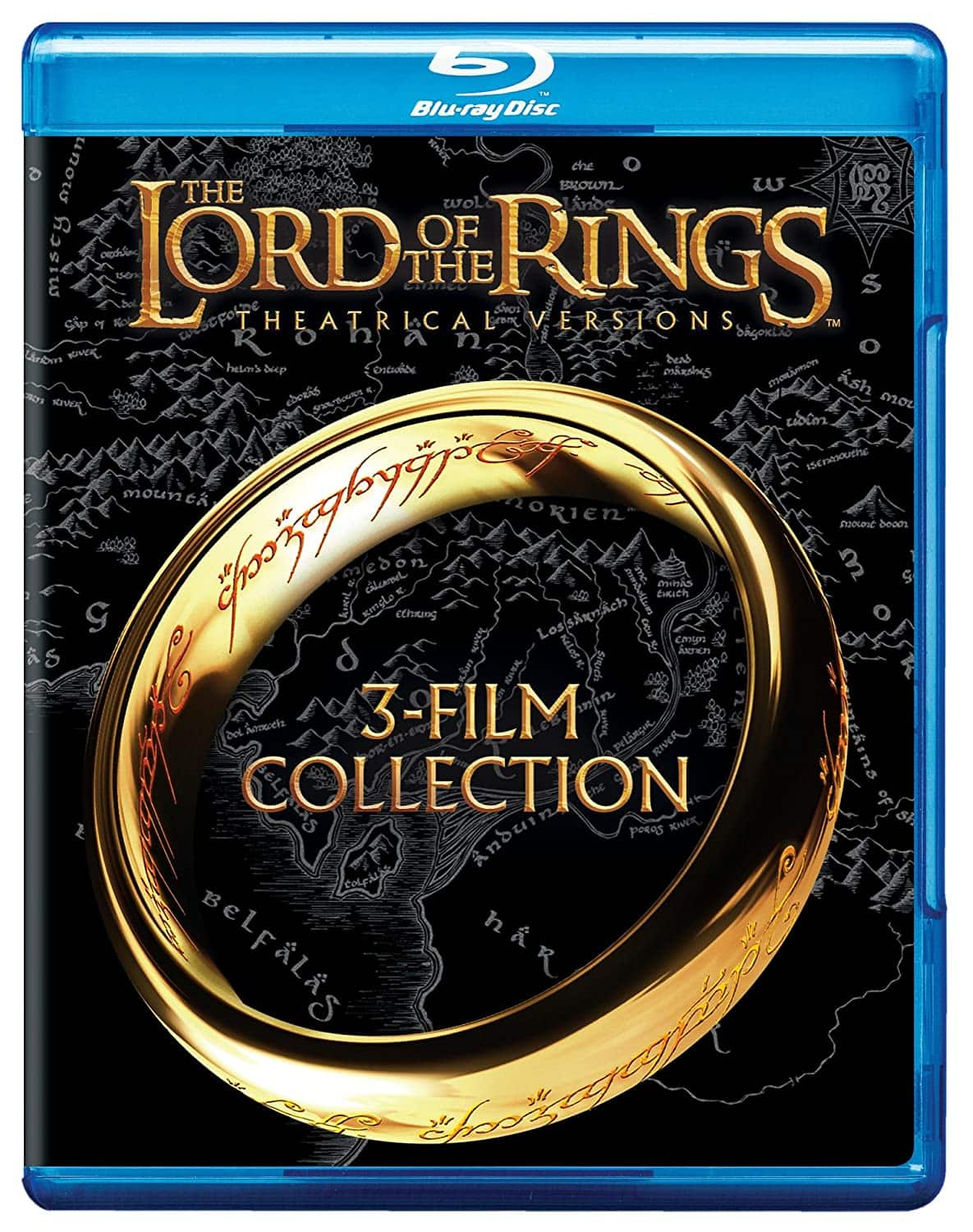 The Lord of the Rings: Theatrical Trilogy (Blu-ray)