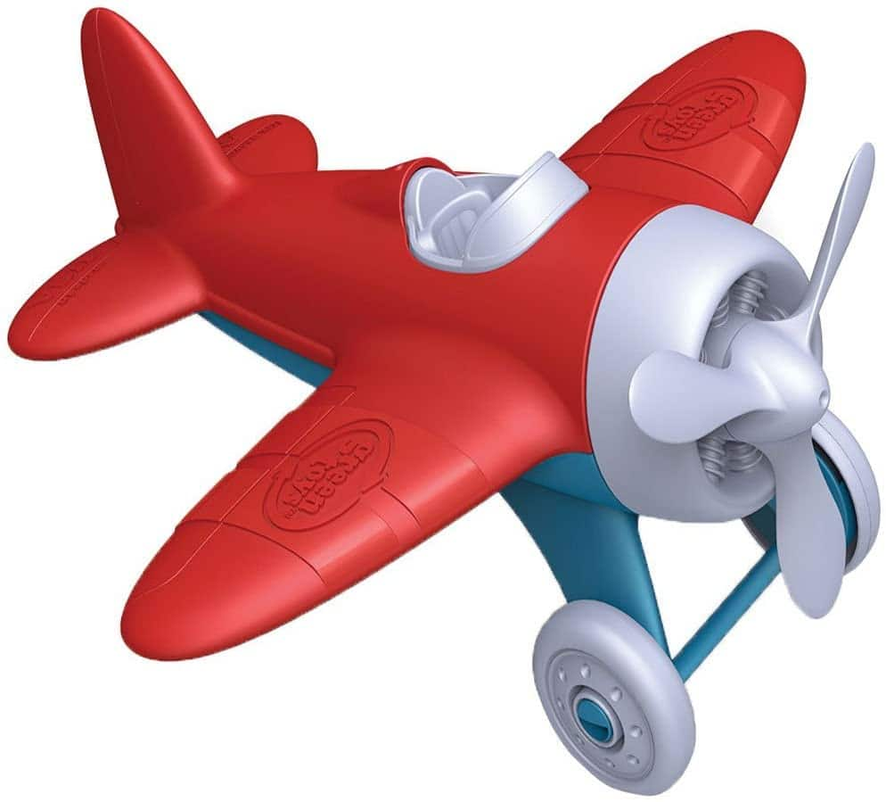Green Toys: Helicopter $7, Race Car $4.20, Airplane