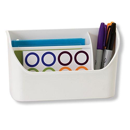 史低价!Officemate 磁性文具收纳挂盒