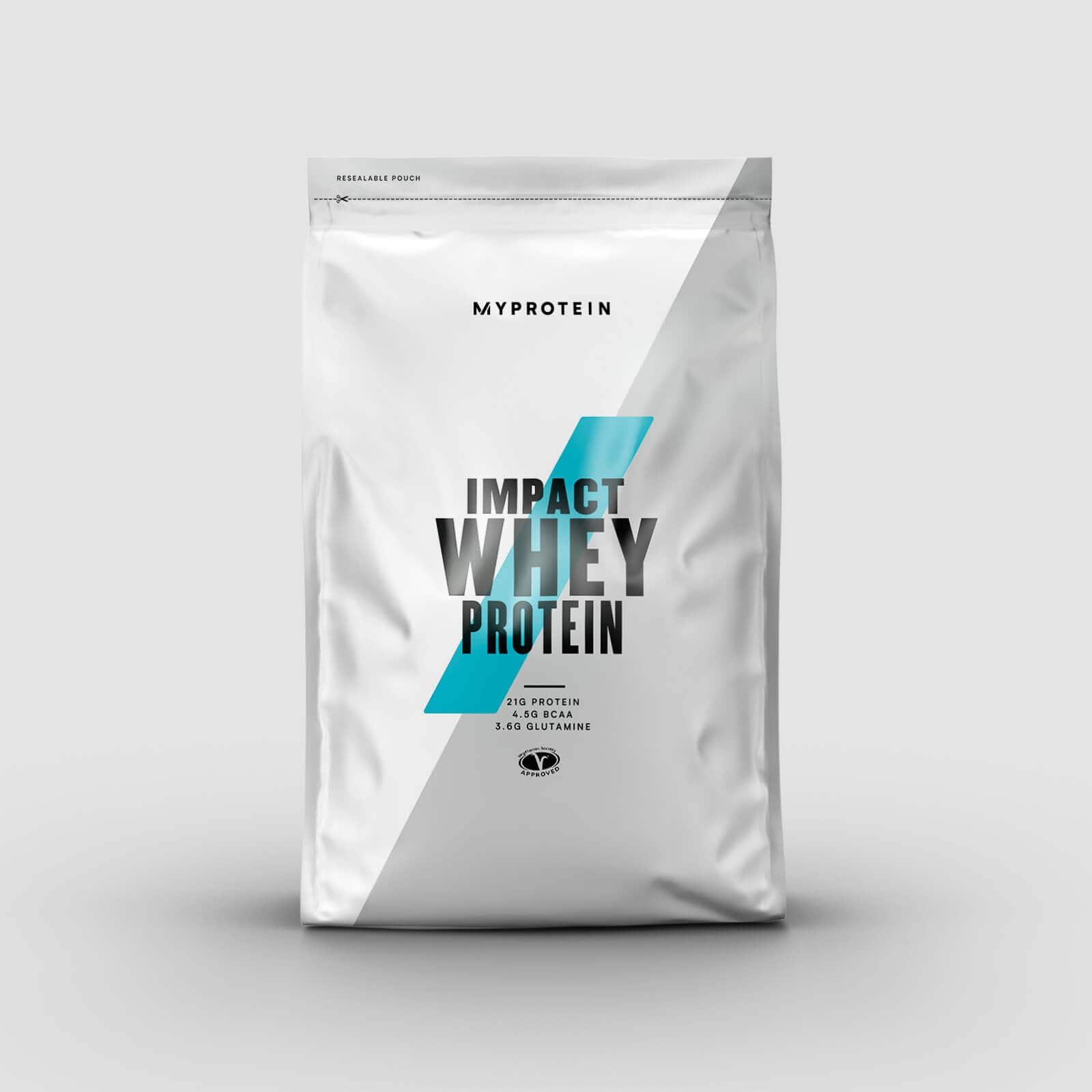 11lbs Impact Whey Protein + 0.5lb Creatine Monohydrate + Shaker
