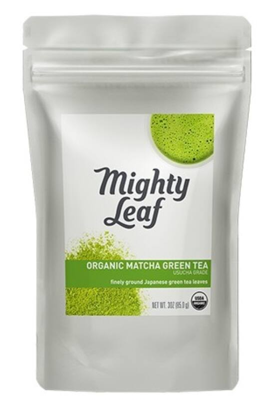 Peet's Coffee: 3oz Mighty Leaf Organic Matcha Green Tea Powder