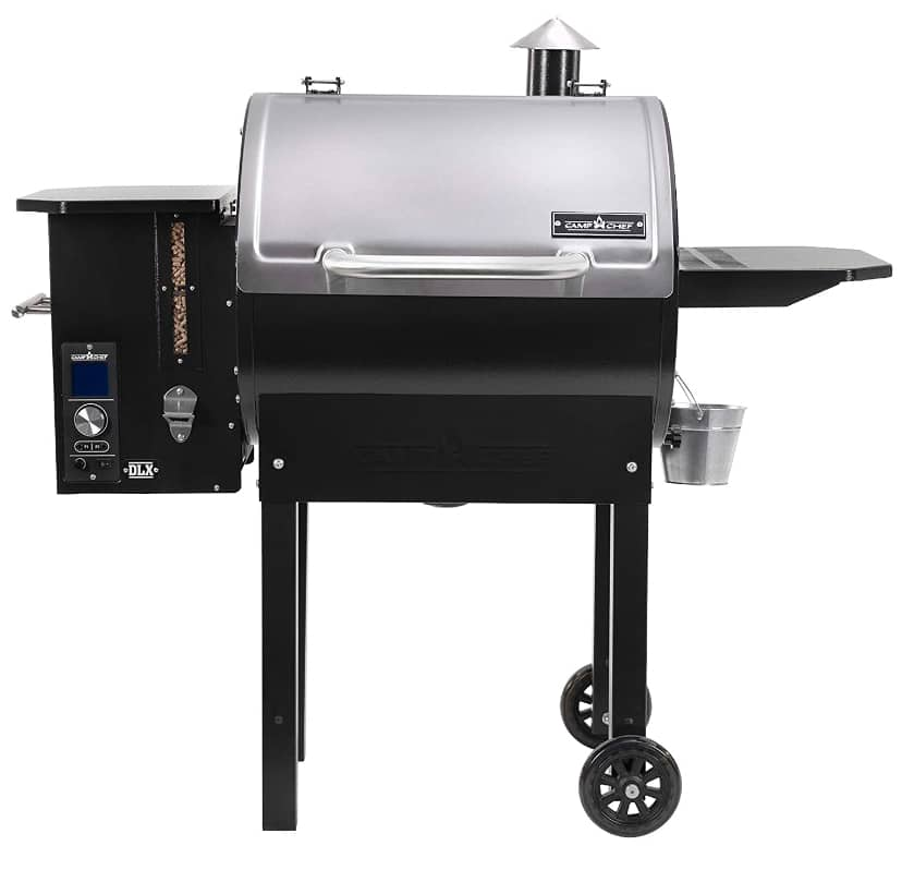 Camp Chef Smoke Pro DLX 24 Pellet Grill