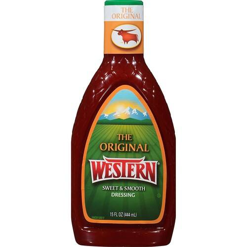 15oz. Western Salad Dressing (Original)