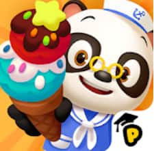 Dr. Panda Ice Cream Truck 2 (Android or iOS App)