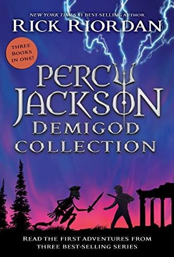 Percy Jackson Demigod Collection (Kindle eBook)