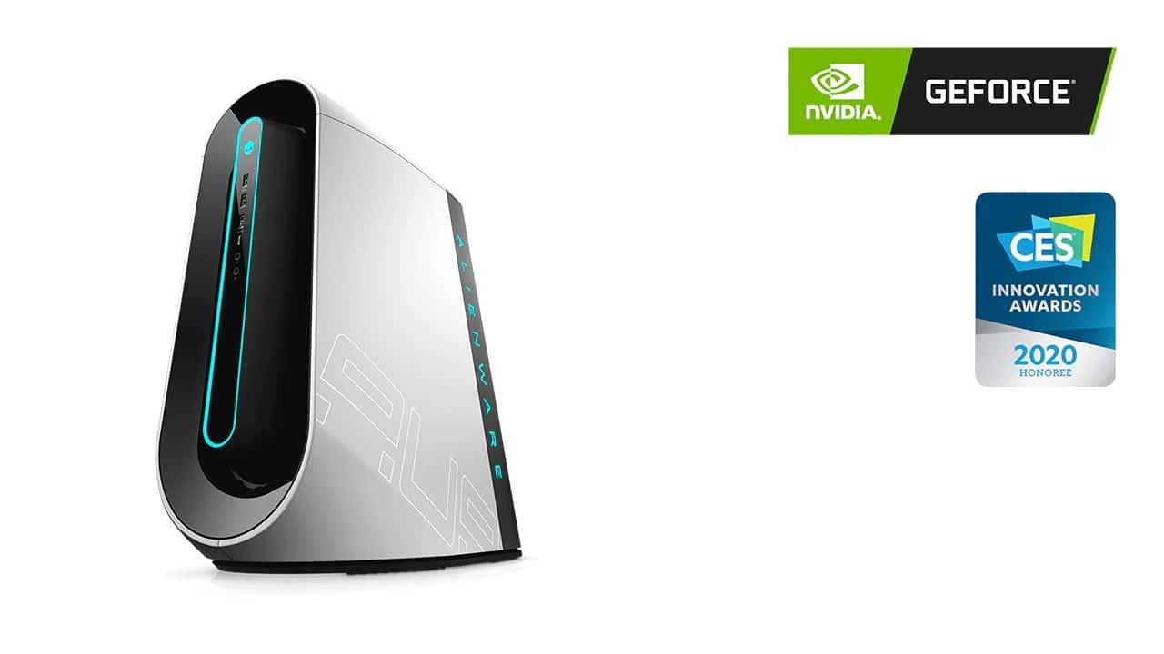 Alienware Aurora R9 Desktop: i7-9700K, 16GB RAM, 512GB SSD, RTX 2060