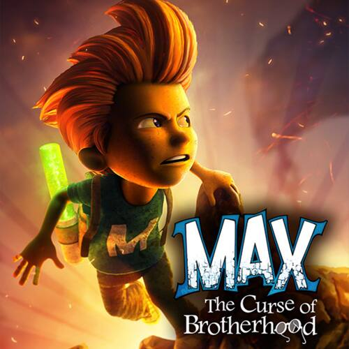 Twitch Prime: Max: The Curse of Brotherhood (PC Digital Download)