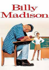 Digital HDX Films: Billy Madison, The Raid: Redemption Unrated, Poltergeist