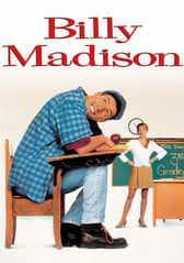 Digital HDX Films: Billy Madison, The Raid: Redemption Unrated, Poltergeist