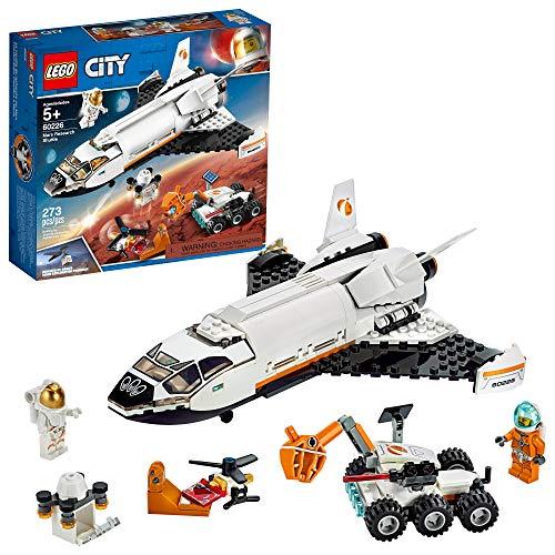 史低价!Lego乐高City城市系列60226火星探测宇航飞机