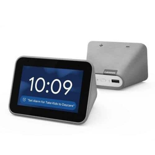 Lenovo Smart Clock w/ Google Assistant