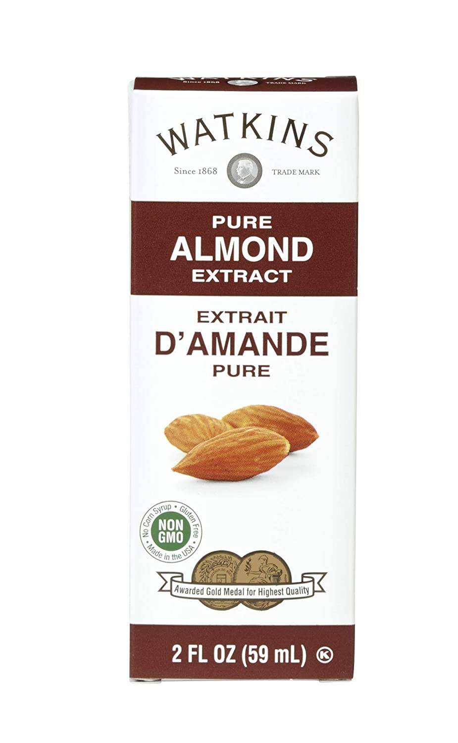 2oz. Watkins Pure Almond Extract