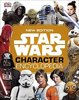 Star Wars Character Encyclopedia New Edition (Kindle eBook)