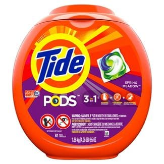 162-Ct Tide Pods Laundry Detergent Pacs + $10 Target eGift Card