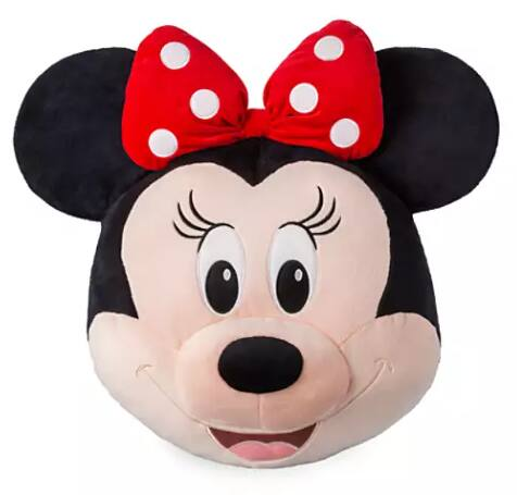 shopDisney Extra 25% Off: Disney Character Plush Pillows